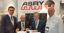 ASRY Signs New Agency Deal at Europe's Largest Expo