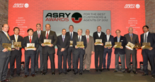 Global Shipping Leaders Awarded by ASRY