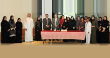 (ASRY) Organizes Bahraini Women's Day Celebration at the Company's Headquarters to Honour Women's Role in Supporting the National Development