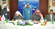 KOTC Choose ASRY for 19-Vessel Deal