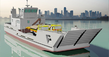 ASRY To Build New Landing Craft