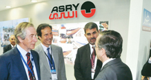 ASRY Boosts European Presence at Posidonia