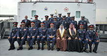 Bahrain Coast Guard Launches ASRY-built Landing Craft